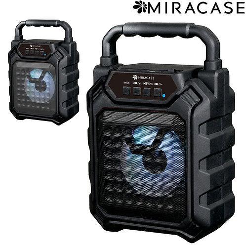 Miracase - Wireless Stereo Speaker MBTS800 - Portable - 5W - 2 Hou