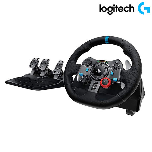 Logitech - G29 Driving Force (PC\PS4\PS3)