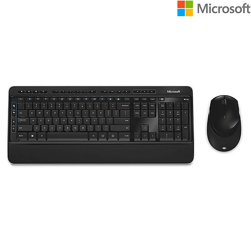 Microsoft - 3050 Wireless Desktop (RUS)