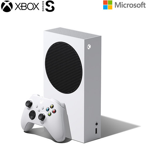 XBOX SERIES S - 512GB SSD - 1 Controller