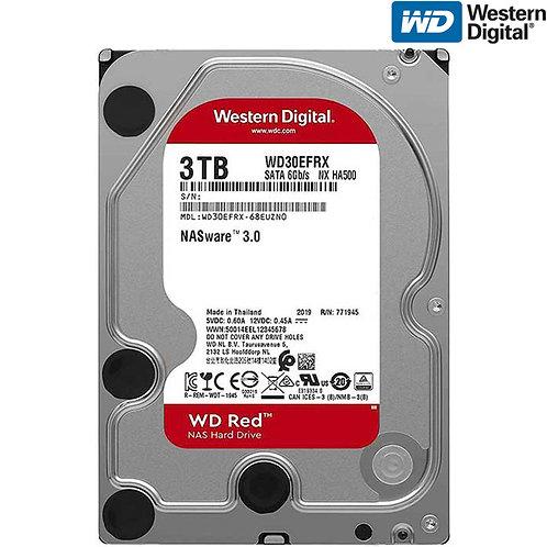 """Western Digital - WD Red - 3TB - WD30EFRX 5400RPM 3.5"""" SATA HDD"""