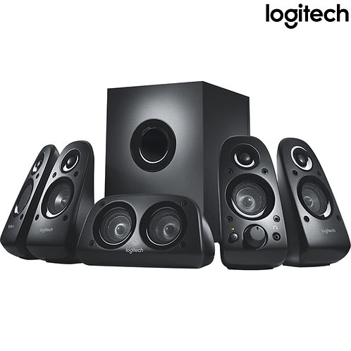 Logitech - Z506 - 5.1 - 150W