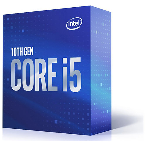 Intel - Core i5-10400 - Box Processor