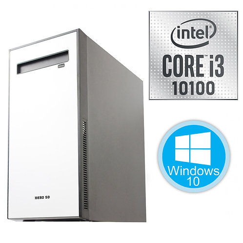 Desktop PC - Basic Home - i3-10100 \Windows10