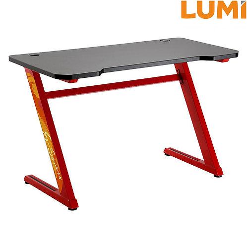 Lumi - E-Sports - Gaming Desk - GMD02-1 Red