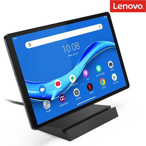 "Lenovo - TAB M10 FHD Plus+Charging Station - 10.3""FHD-IPS /4GB/64GB+ (Wi-Fi+LTE)"