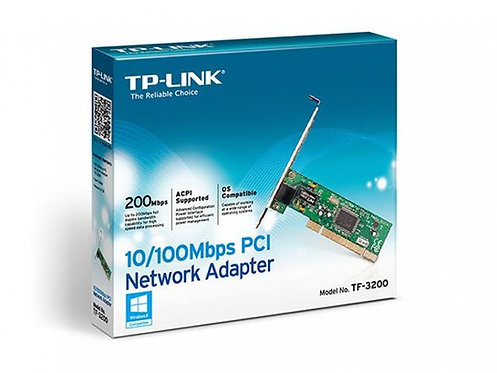 TP-Link - PCI Network Adapter - TF3200 - 10/100Mbps