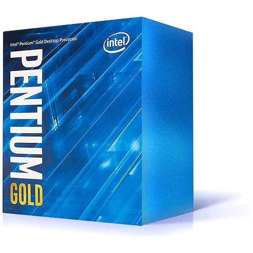 Intel - Pentium Gold - G6400 - Box Processor