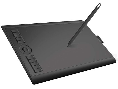 Graphic Tablet - Gaomon - M10K2018 (8192 Pressure Levels)