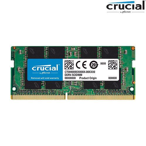 Crucial - SODIMM - 32GB - DDR4 3200 MHz CL22