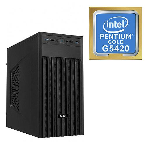 Desktop PC - G5420\4GB\240GB