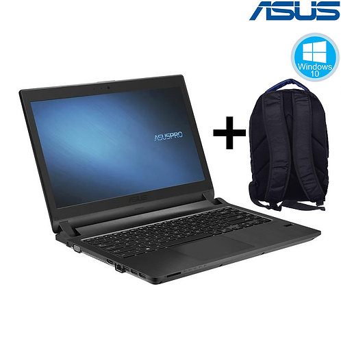 "ASUS - Pro P1440F - 14""FHD/i3-10100U /8GB/256GB/ Win10/1Yr + Free Asus Backpack"