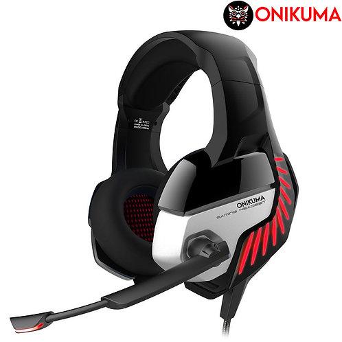 Onikuma - K5 Pro Red LED (Stereo)