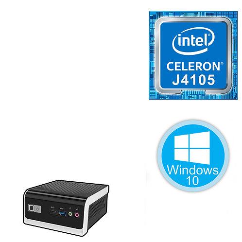 Gigabyte Brix - J4105\4GB\240GB\Win10