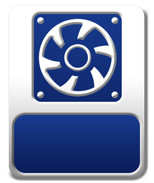 Fan Cooling Systems Icon