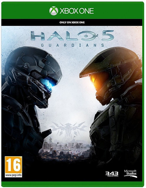 XBOX ONE - HALO 5-Guardians - X1 Disk