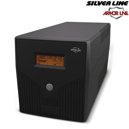UPS - Silver Line - 1000VA - 600W - Armor Line