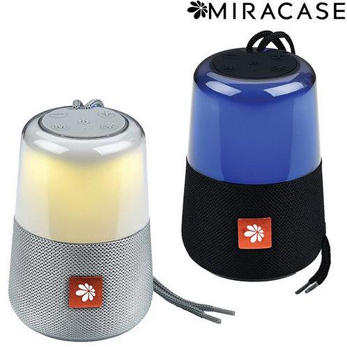Miracase - Wireless LED Flashing Speaker MBTS868 - Portable - 5W - 3 Hours