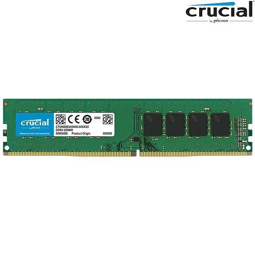 Crucial - DIMM - 8GB - DDR4 3200 MHz CL22