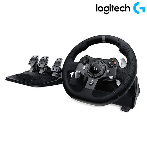 Logitech - G920 Driving Force (PC\XBOX ONE)