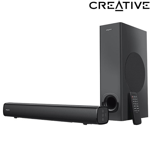 Creative - Stage - Soundbar + Sub - 160W