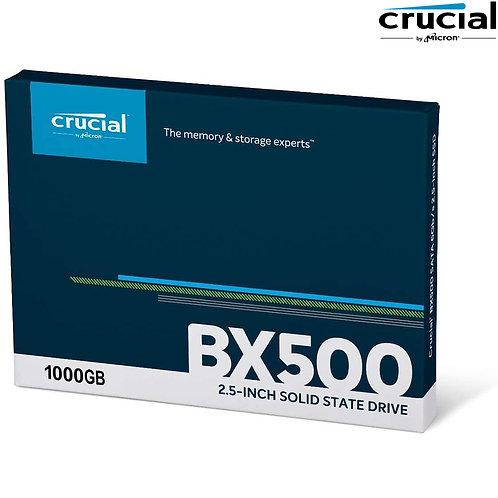 Crucial - BX500 - 540MBs - 1TB
