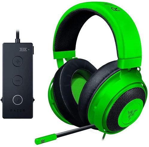 Razer - Kraken Tournament Edition Green (Stereo) (THX Spatial Audio)