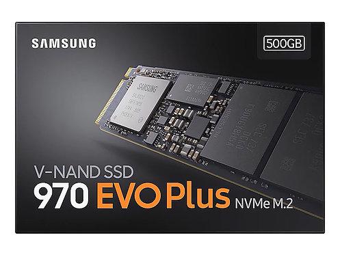 Samsung - 970 EVO Plus NVMe M.2 - 500GB