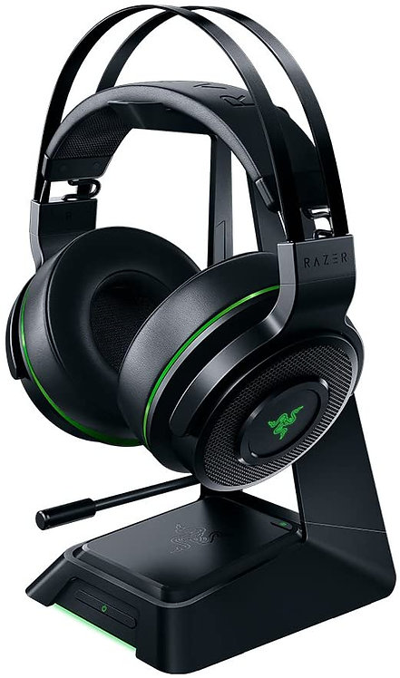 Razer - Thresher Ultimate Wireless (Dolby 7.1) + Headset Stand - 16 Hours