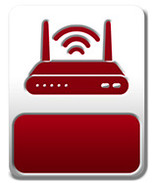 Routers icons