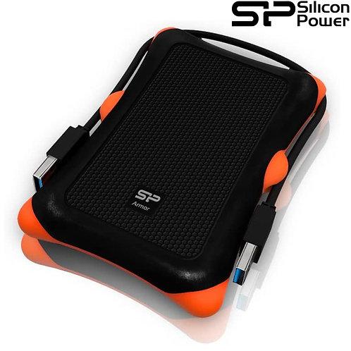 "HDD Enclosure - Silicon Power - Armor A30 Enclosure - 2.5"" HDD/SSD USB 3.0"