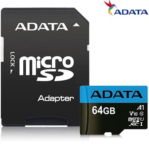 ADATA - Premier - 64GB + Adapter