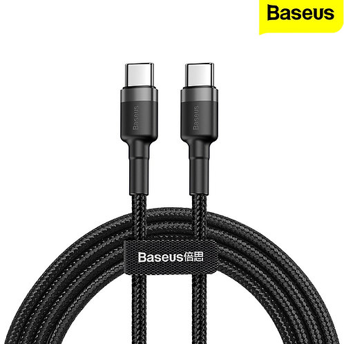 Baseus - Type-C to Type-C - PD2.0 Data Charge Cable - 1m