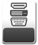 Video Cables Icon