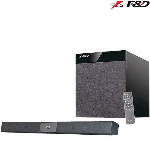 F&D - T360X - Soundbar + Sub - 80W
