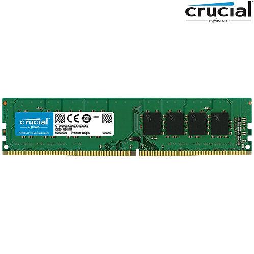 Crucial - DIMM - 32GB - DDR4 3200 MHz CL22