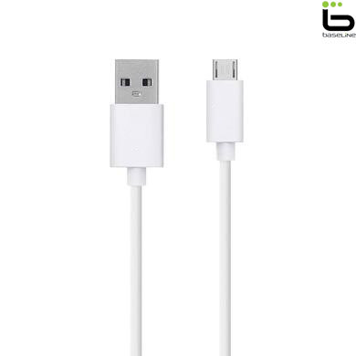 Baseline - Micro USB Data Cable - 1m