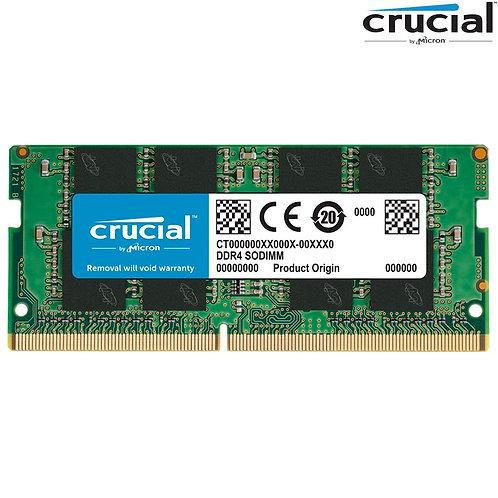 Crucial - SODIMM - 4GB - DDR4 2666 MHz CL19