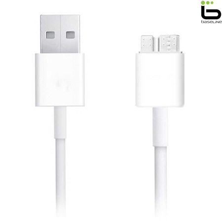 Baseline - USB 3.0 Data Cable - Galaxy NOTE3\S5 - 1m