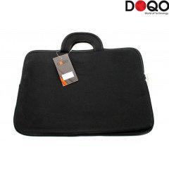 """DOQO - Sleeve Bag with Handles - 11"""""""
