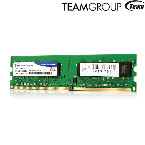 Team Group - DIMM - 2GB - DDR2 800 MHz CL6