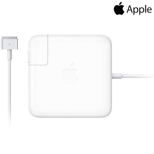 Apple - MagSafe 2 Power Adapter - 85W