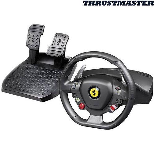 Racing Wheel - Thrustmaster - Ferrari 458 Italia (PC, XBOX 360)