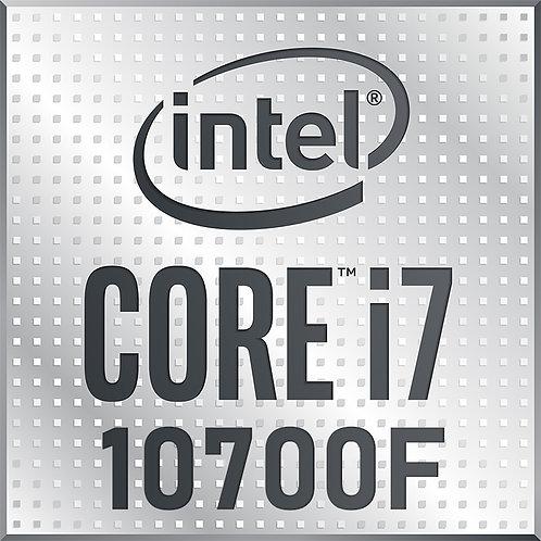 Intel - Core i7-10700F - Tray Processor
