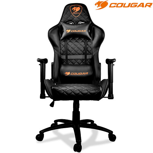 Cougar - Armor One - Gaming Chair - Black