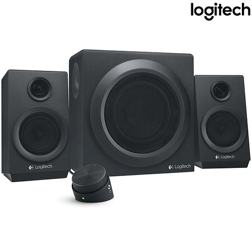 Logitech - Z333 - 2.1 - 80W