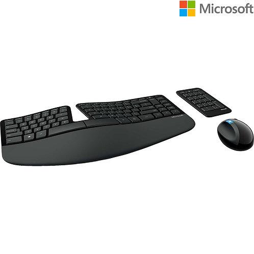 Microsoft - Sculpt Ergonomic Desktop (HEB)