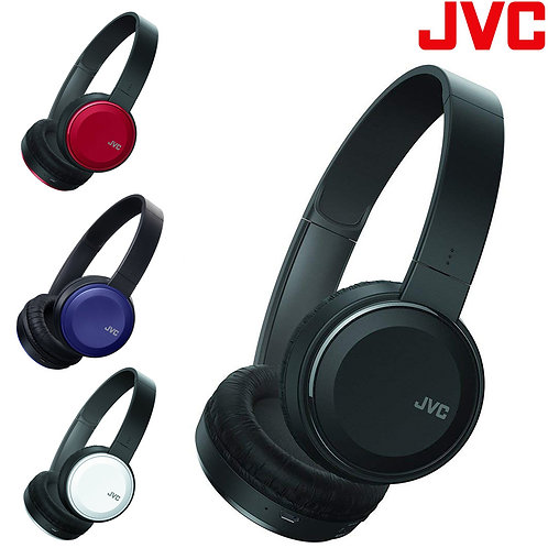 JVC - Colorful Wireless - HAS190BT - 17 Hours