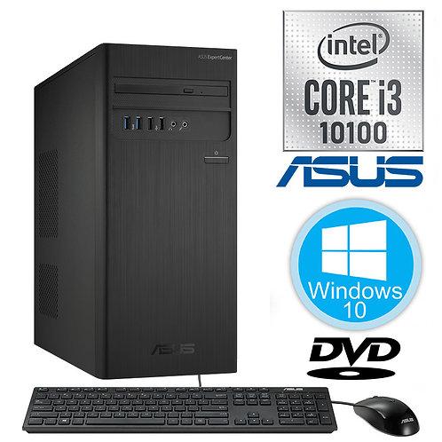 ASUS - ExpertCenter D300TA - i3-10100 \8GB+\256GB+ \Win10\3Yr+KBM+WiFi+Bluetooth