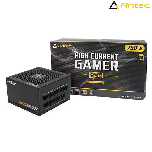 Antec - High Current Gamer Gold - 750W